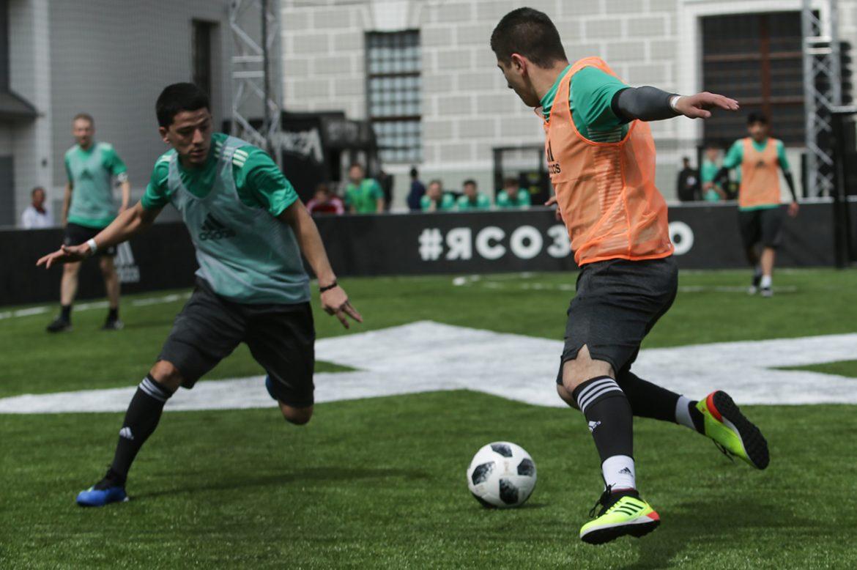Adidas lança Creators Base em Moscou durante a Copa do Mundo 2018