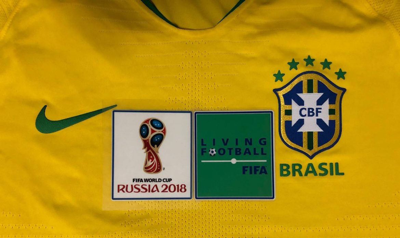 Patchs Copa do Mundo 2018 Rússia