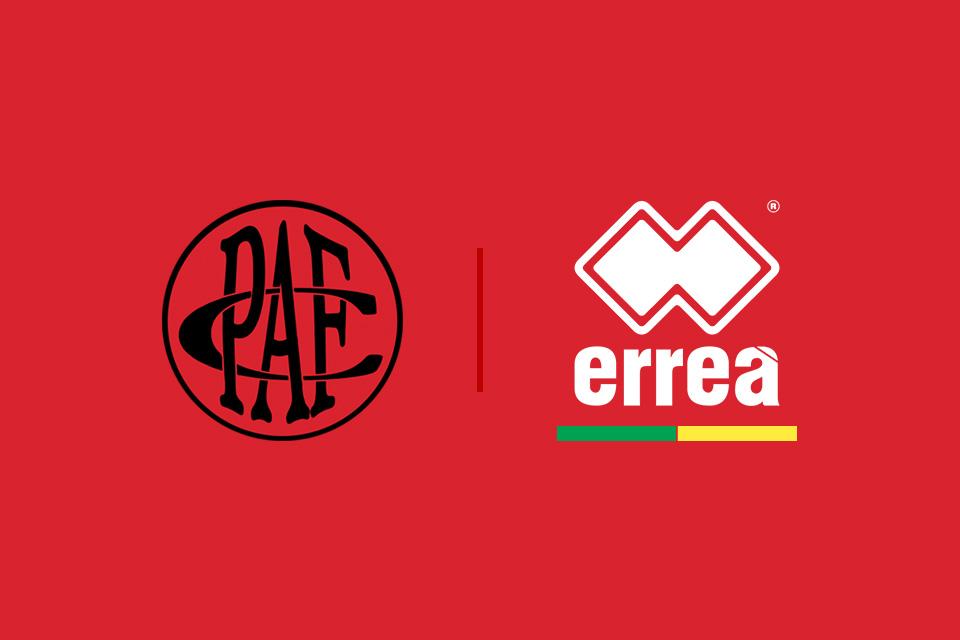 Pouso Alegre FC Errea
