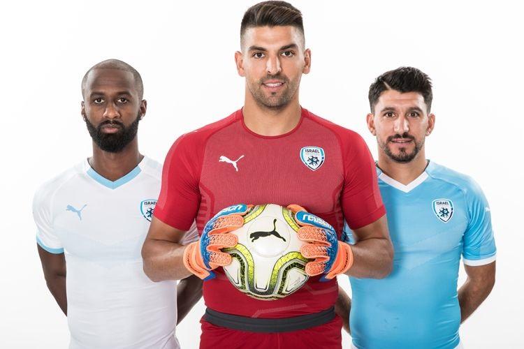 Camisas de Israel 2018-2019 PUMA