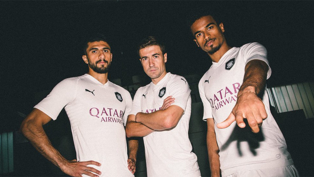 Camisas do Al-Sadd 2018-2019 PUMA