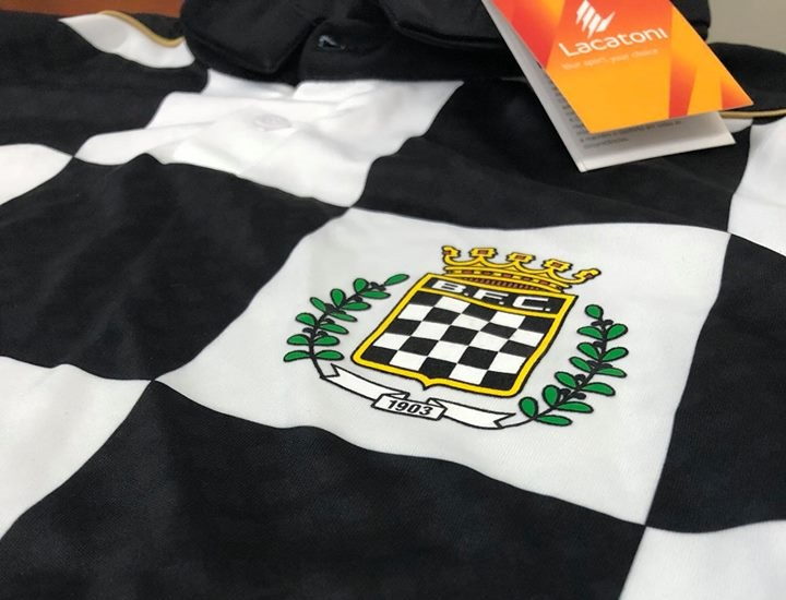 Camisas do Boavista FC 2018-2019 Lacatoni