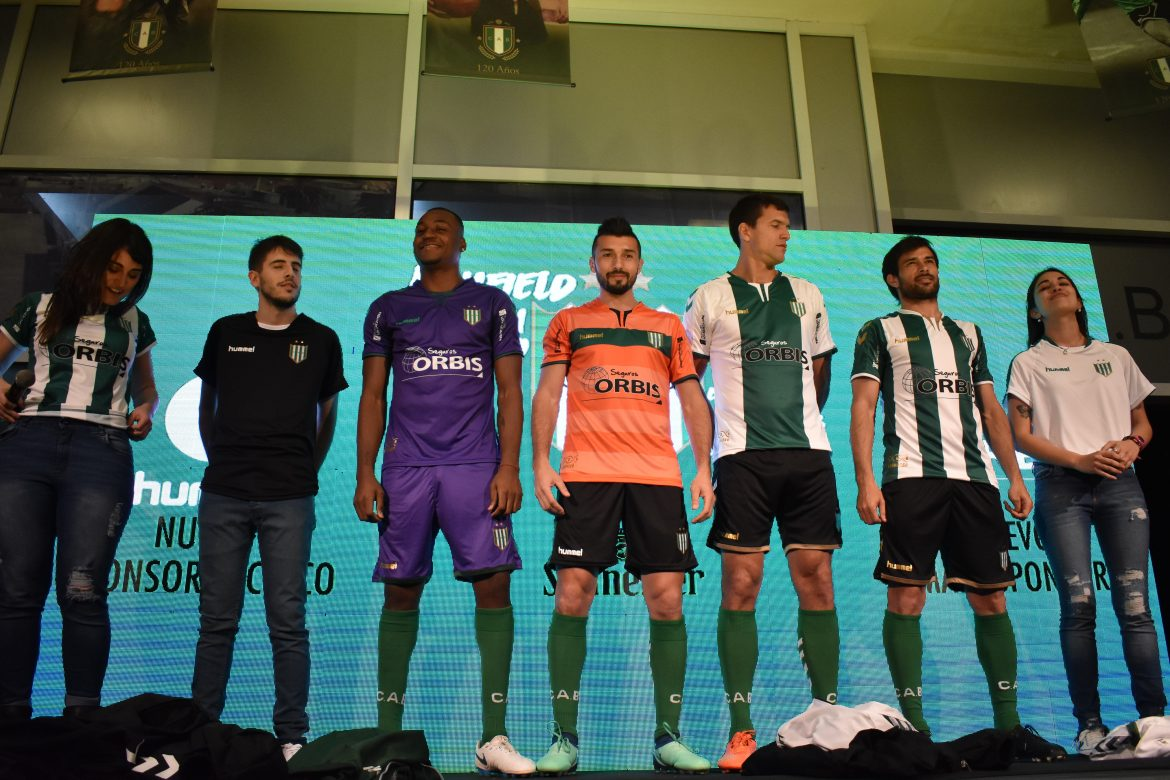 Camisas do CA Banfield 2018-2019 Hummel