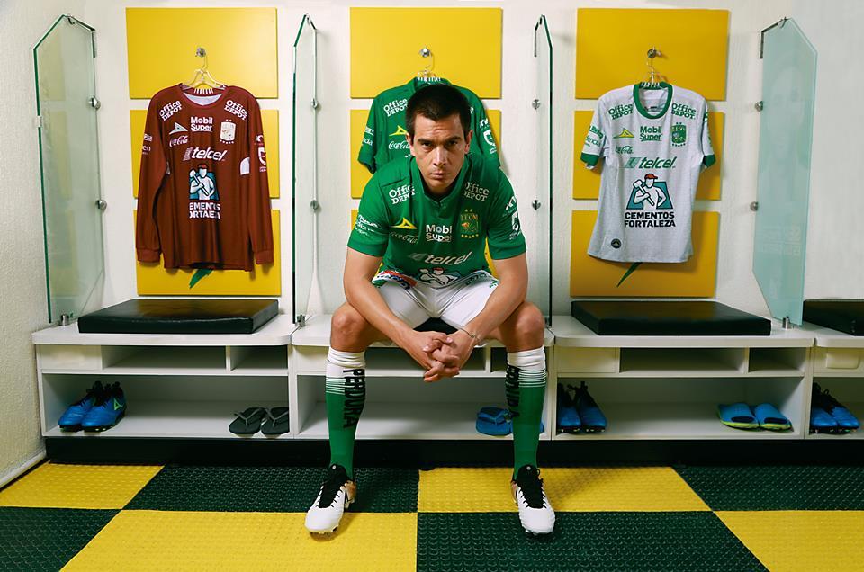 Camisas do Club Leon 2018-2019 Pirma