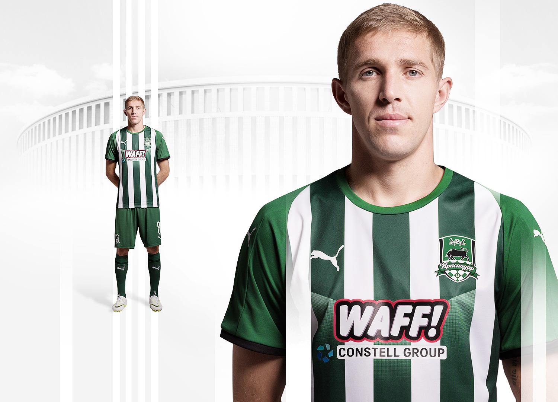Novas Camisas Do Fc Krasnodar 2018 2019 Puma Mantos Do Futebol