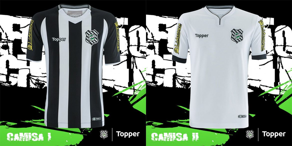 Camisas do Figueirense 2018-2019 Topper