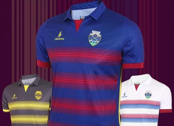 Camisas do GD Chaves 2018-2019 Lacatoni