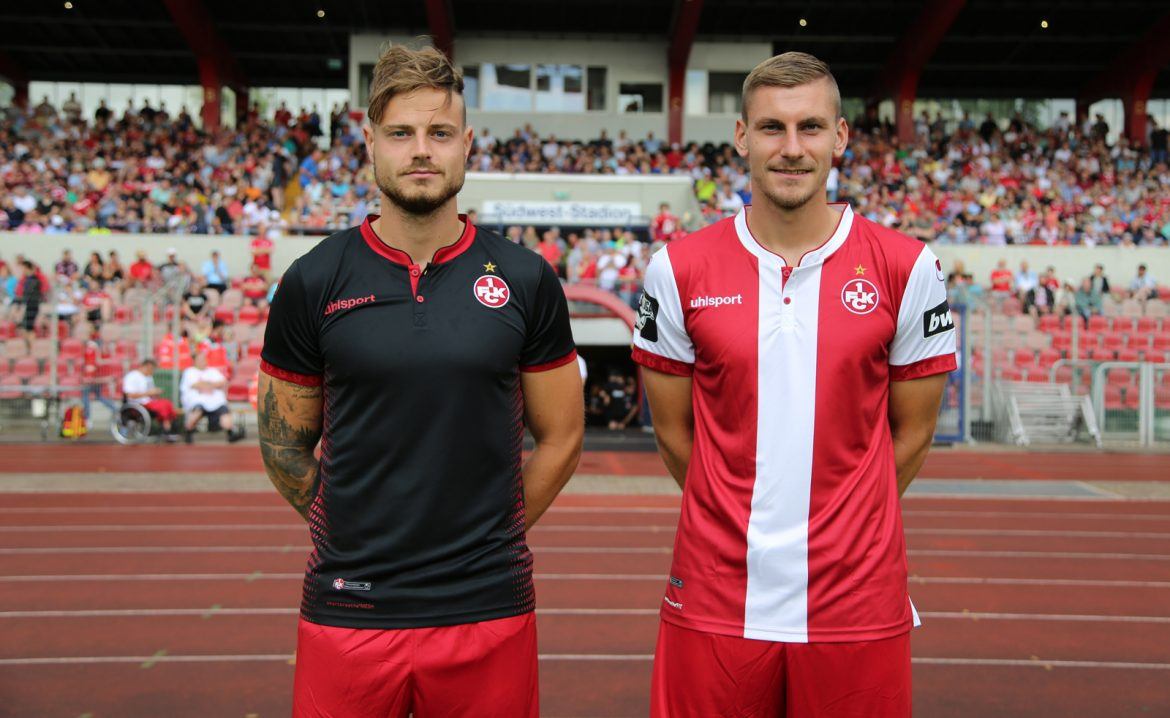 Camisas do Kaiserslautern 2018-2019 Uhlsport