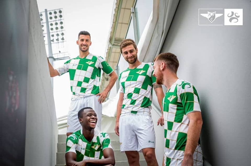 Camisas do Moreirense FC 2018-2019 CDT