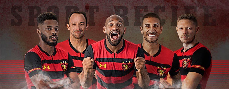 Camisas do Sport Recife 2018-2019 Under Armour