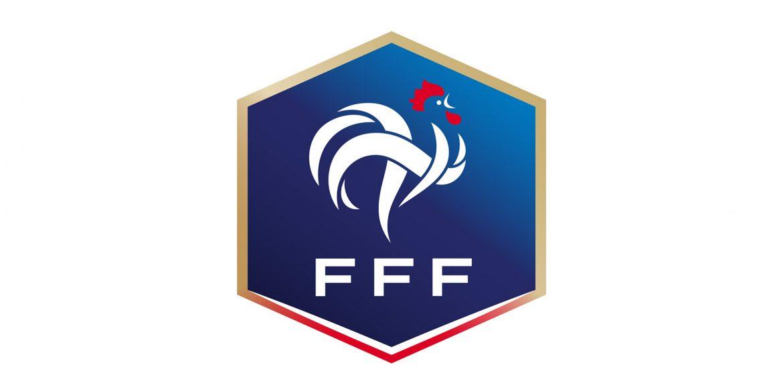 Federação Francesa de Futebol novo símbolo abre