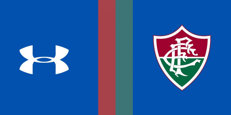 Fluminense camisa azul