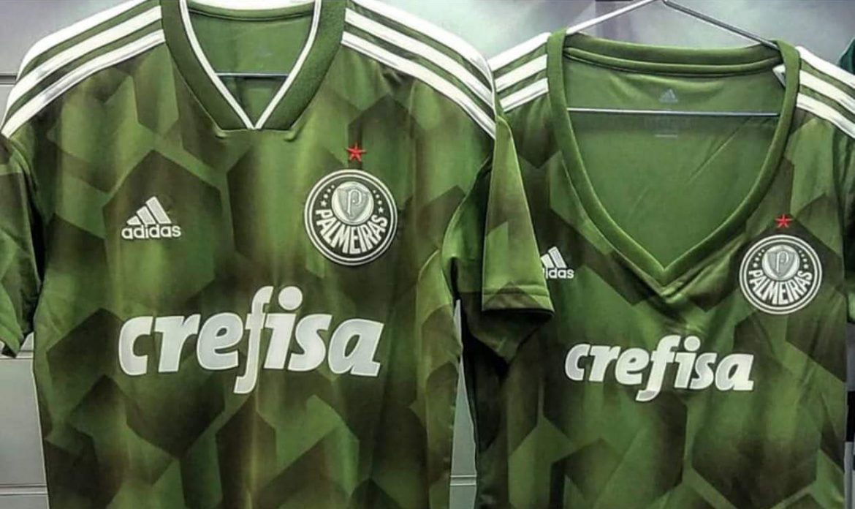 Terceira camisa do Palmeiras 2018-2019 Adidas abre