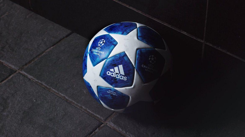 Bola oficial da Champions League 2018-2019 Adidas