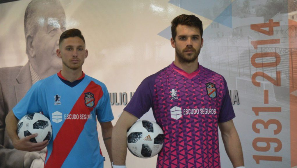 Camisas do Arsenal de Sarandí 2018-2019 Lyon