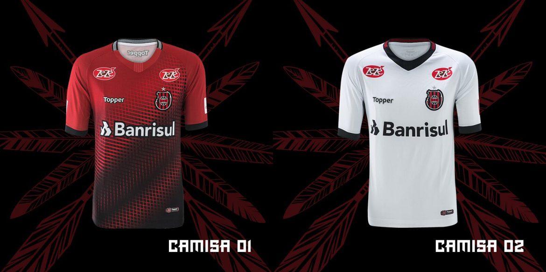 Camisas do Brasil de Pelotas 2018-2019 Topper abre