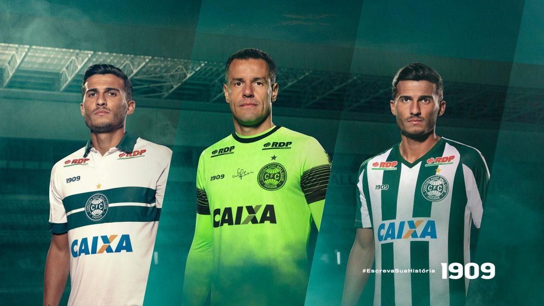 Camisas do Coritiba 2018-2019 1909 Sports
