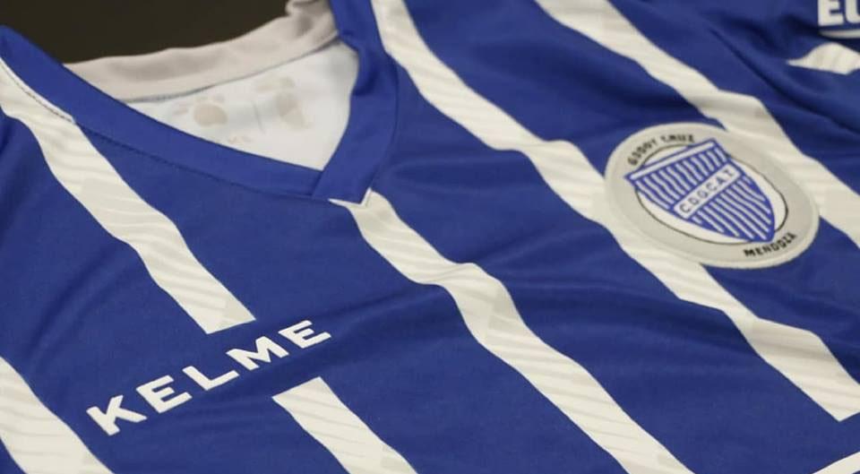 Camisas do Godoy Cruz 2018-2019 Kelme