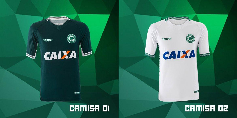Camisas do Goiás 2018-2019 Topper