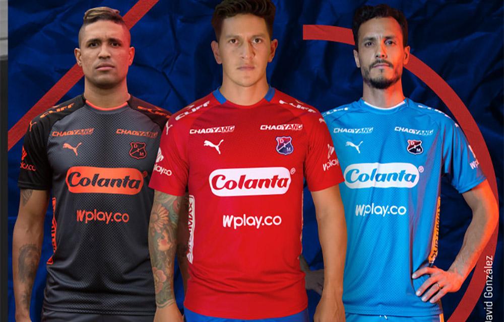 Camisas do Independiente Medellin 2018-2019 PUMA