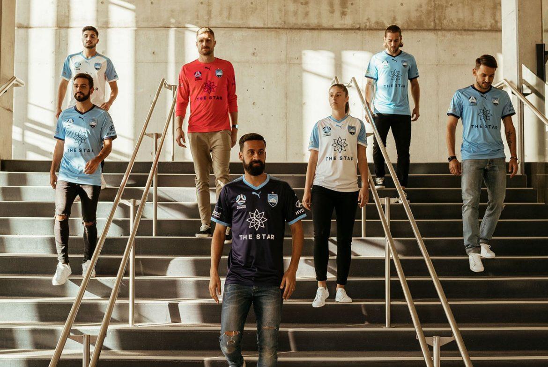 Camisas do Sydney FC 2018-2019 PUMA