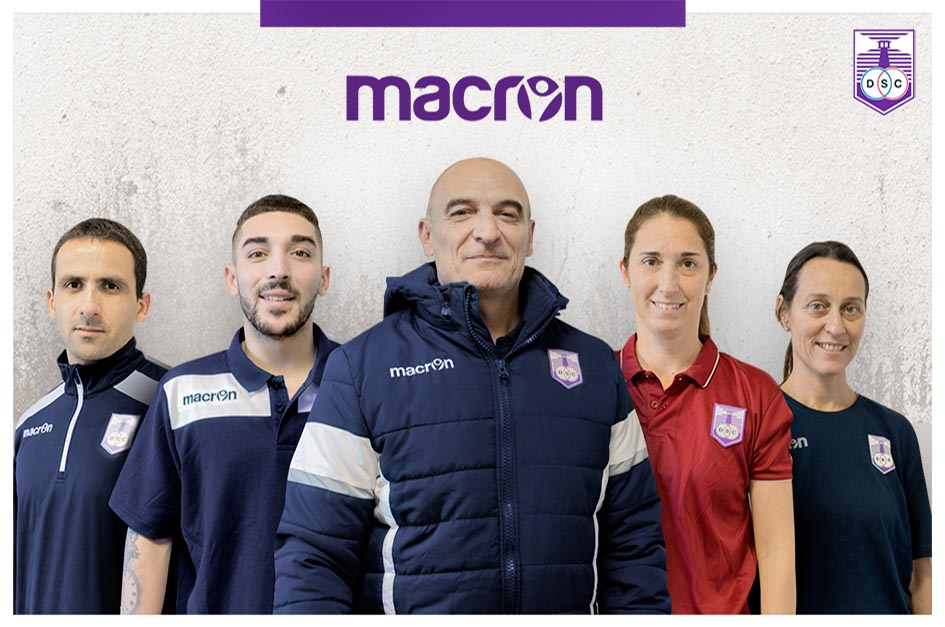 Defensor Sporting Macron
