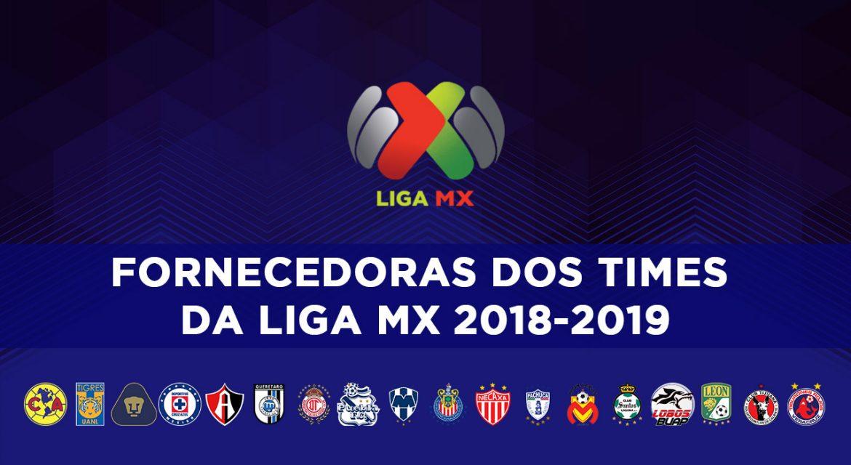 Fornecedoras da Liga MX 2018-2019 abre
