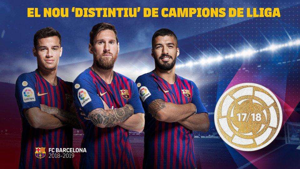 patch La Liga abre