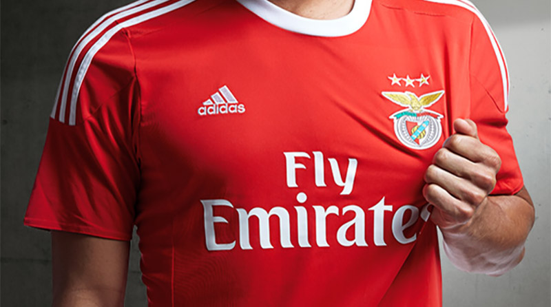 Benfica Fly Emirates