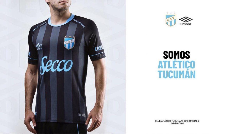 Camisas do Atlético Tucuman 2018-2019 Umbro