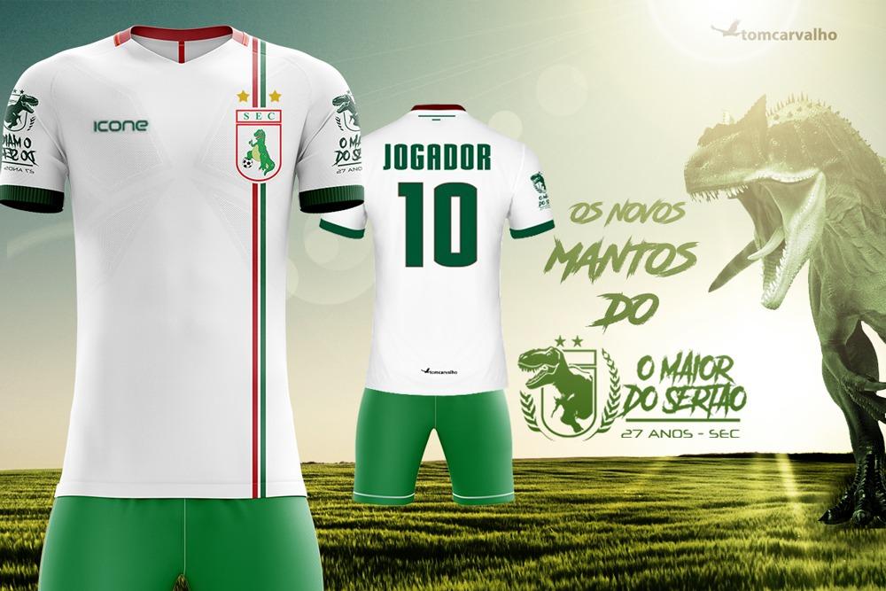 Camisas do Sousa EC 2018-2019 Icone Sports