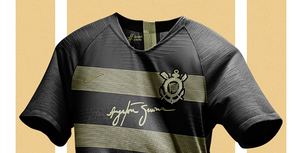 Corinthians Senna @fm abre