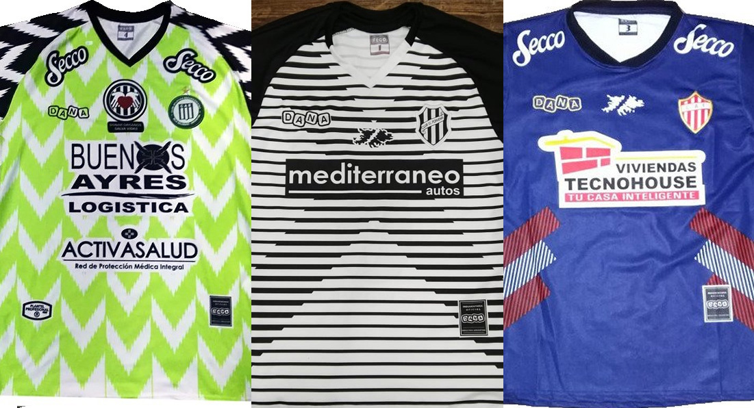 Dana Deportes Camisas copiadas