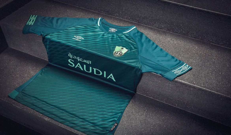 Terceira camisa do Al-Ahli 2018-2019 Umbro