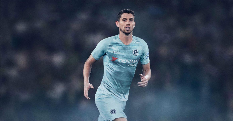 Terceira camisa do Chelsea 2018-2019 Nike
