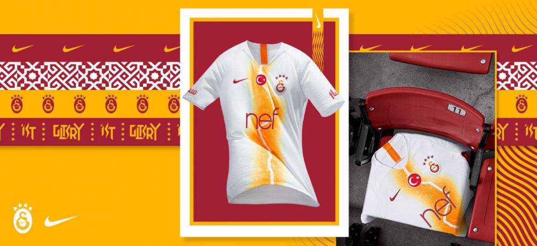 Terceira camisa do Galatasaray 2018-2019 Nike