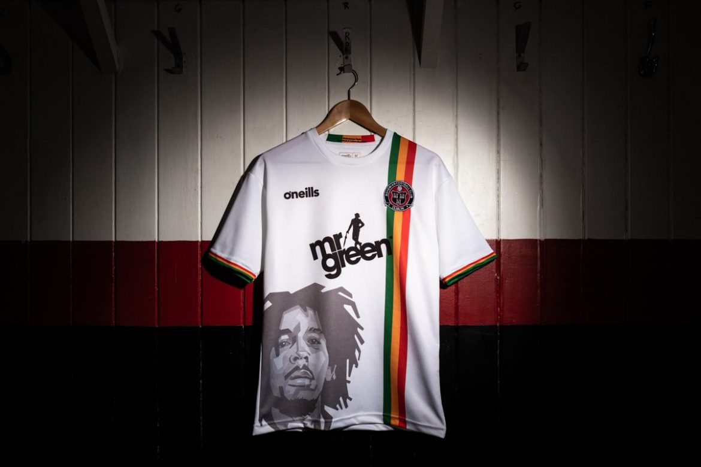 Camisa Bob Marley do Bohemian FC 2018-2019 O'Neills