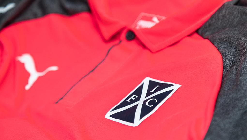 Camisa Outubro Rosa do Independiente 2018 PUMA