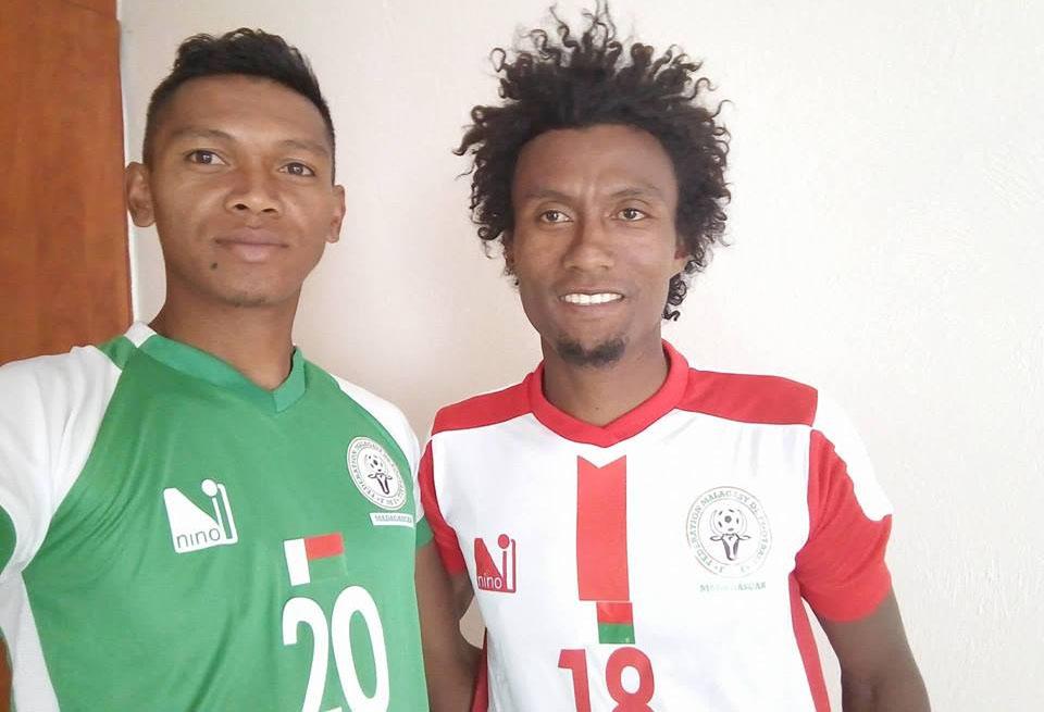 Camisas de Madagascar 2018-2019 Nino