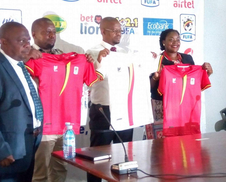 Camisas de Uganda 2018-2019 Mafro Sports