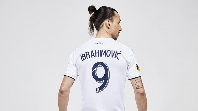 Ibrahimovic mais vende camisas na MLS 2018