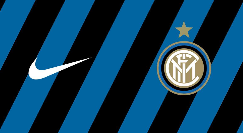 Inter de Milão camisa listras diagonais