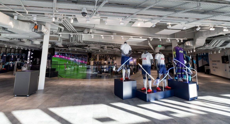 Spurs Shop Nike