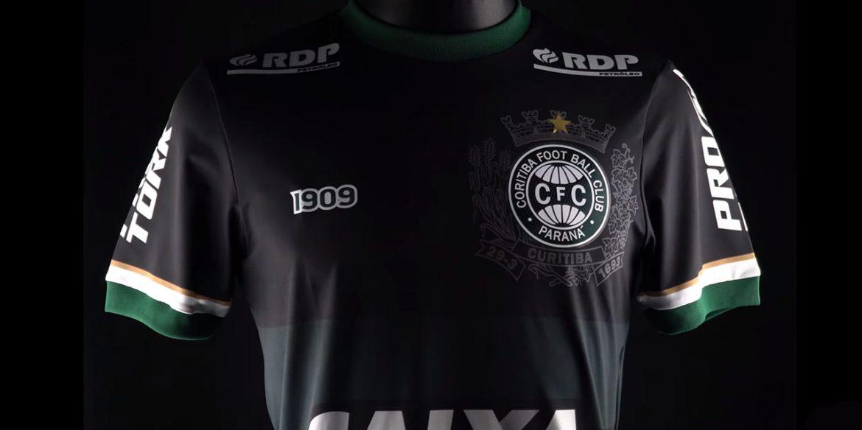 Terceira camisa do Coritiba 2018-2019 1909 Sports abre
