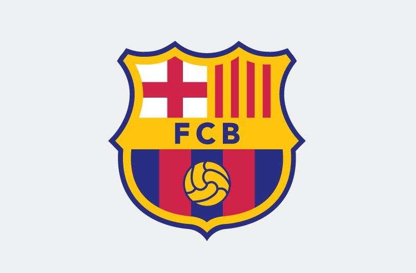 Torcedor propõe novo escudo para o Barcelona