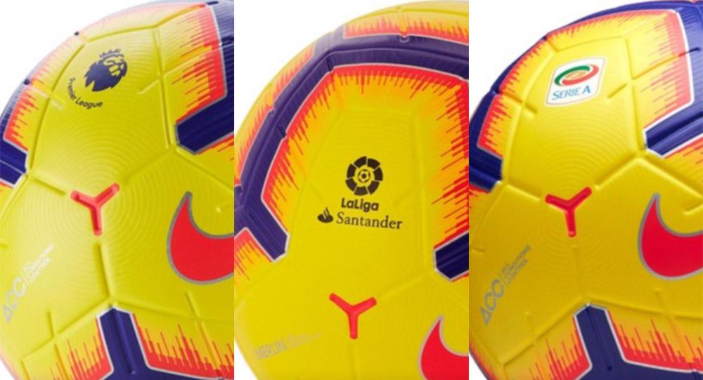 bolas de inverno Nike