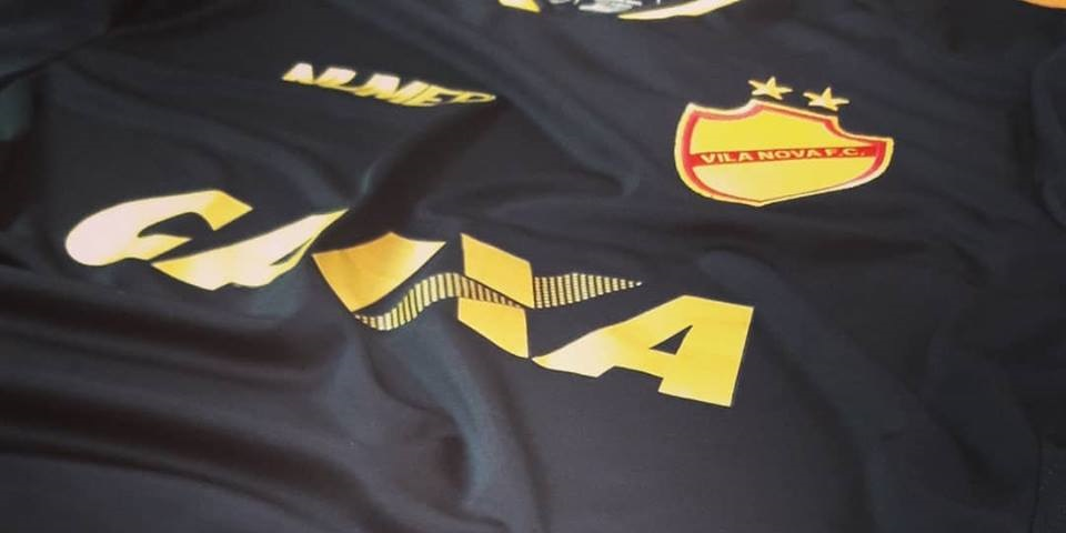 Camisa de 75 anos do Vila Nova FC 2018 Numer