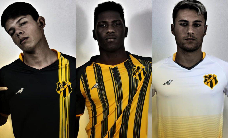 Camisas do Castanhal EC 2019 Japiim