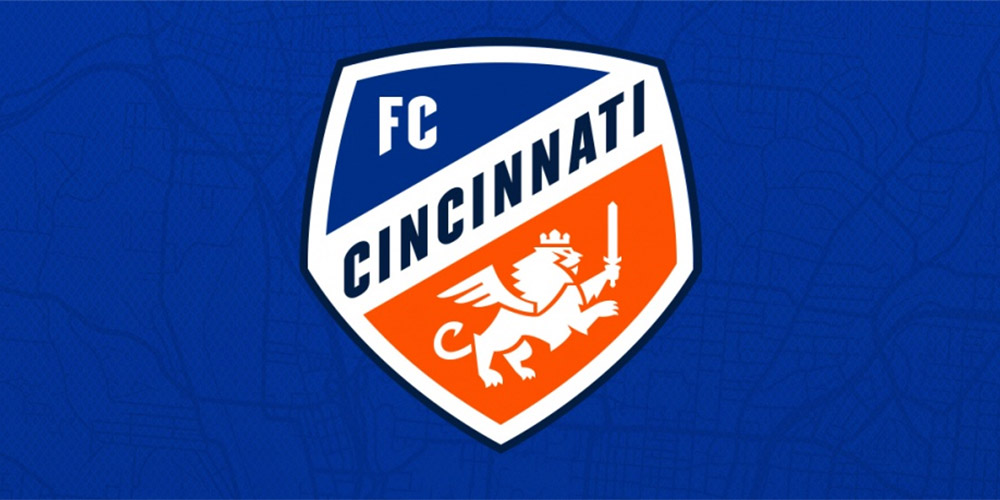 Cincinnati escudo MLS abre