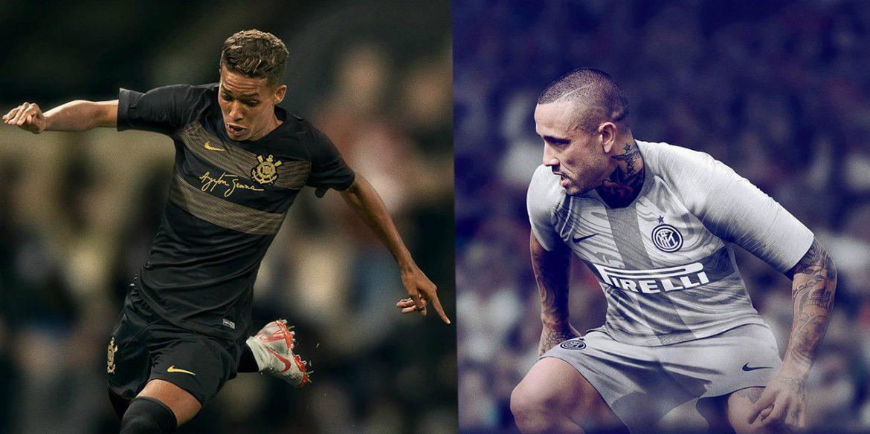 Corinthians Inter de Milão Nike